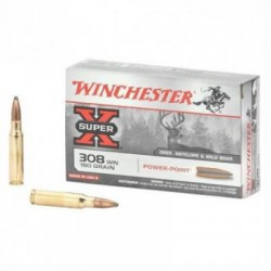 WINCHESTER 308 WIN POWER POINT 180GR
