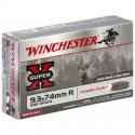 WINCHESTER 9.3x74R WIN POWER POINT 286GR
