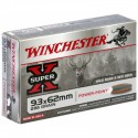 WINCHESTER 9.3X62 POWER POINT 286GR