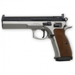 CZ 75 TACTICAL SPORT CALIBRE 9X19