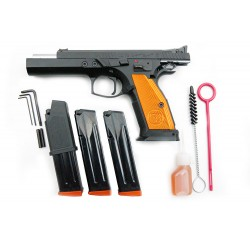 CZ 75 TACTICAL SPORT ( TS) ORANGE CALIBRE 9X19
