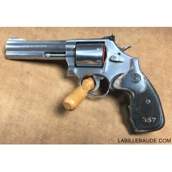SMITH & WESSON INOX MODELE 686 PLUS CALIBRE 357 MAGNUM NEUF
