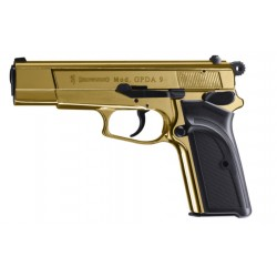 Pistolet à blanc ou gaz GPDA - BROWNING - Doré