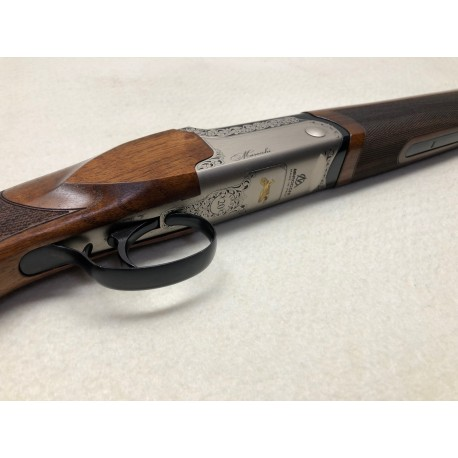 FUSIL SUPERPOSE MAROCCHI FIRST LUXE CAL.20 MAGNUM A EJECTEURS