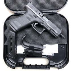 GLOCK MODELE 44 GENERATION 5 CALIBRE 22LR FILETE