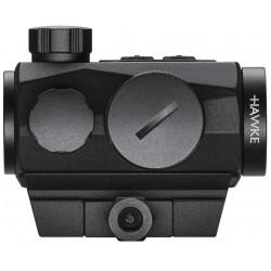 Viseur ENDURANCE - HAWKE Ø Objectif 25mm