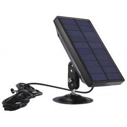 Panneau solaire 6V NUM'AXES pour pièges photos PIE1044/1045/1048 - NUM'AXES