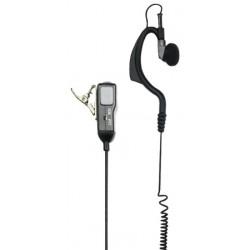 Oreillette + micro pour talkie walkie MIDLAND G7-G8-G9 - MIDLAND