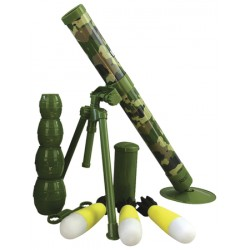 Mortier sonore camouflage BLAZE STORM pour enfant