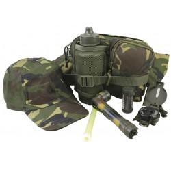 Pack camouflage CLASSIC EXPLORER KIT BLAZE STORM pour enfant