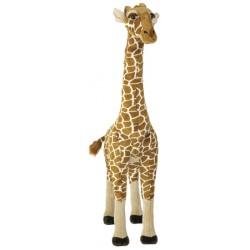 Peluche girafon NATURE DE BRENNE