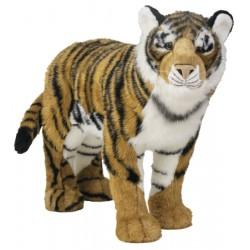 Peluche tigre NATURE DE BRENNE