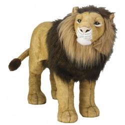 Peluche lion NATURE DE BRENNE