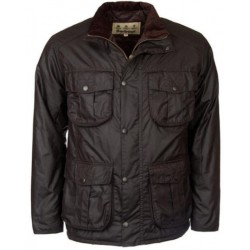 BARBOUR VESTE HOMME WINTER UTILITY RUSTIC