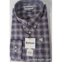 BARBOUR CHEMISE MANCHES LONGUES MALCOLM
